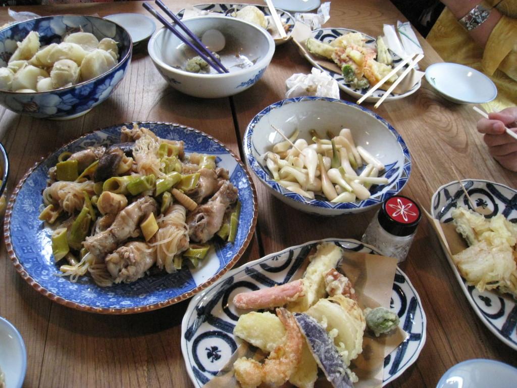 ⑤栄蔵・蕎麦