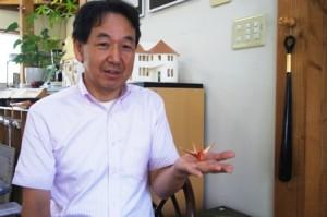ひろば・武井設計事務所・武井さん1