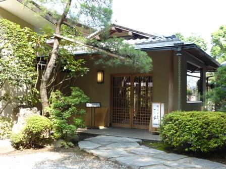 一の家入口1