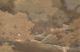 ⑧菊慈童(飯田市美術博物館)1