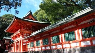 1氷川神社・楼門1