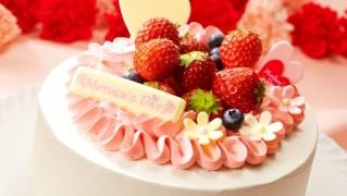 母の日ケーキ_5月_ラモ1