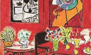 Version retravaillée selon le tableau original et approuvée par les héritiers Matisse.Colorimétrie modifiée.