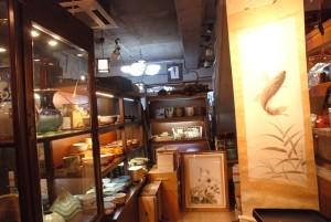 ⑩さるふ・茶道具や美術品1