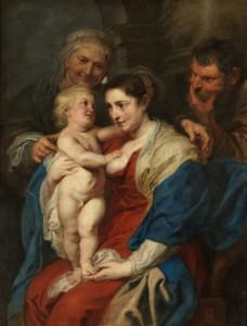 18.聖アンナのいる聖家族1