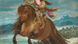 6.王太子バルタサール・カルロス騎馬像1