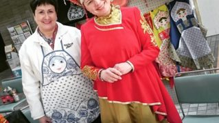 子供夢未来フェスティバル ロシア料理 ターニャ