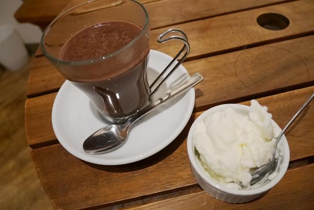 カフェ バーチ Caffe Baci 術と街巡り 浦和