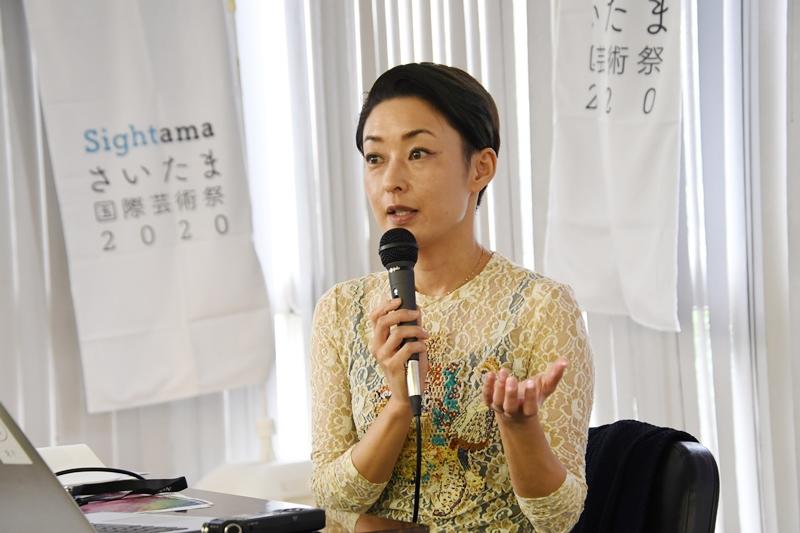 サーキュレーションさいたま さいたま国際芸術祭 松田法子