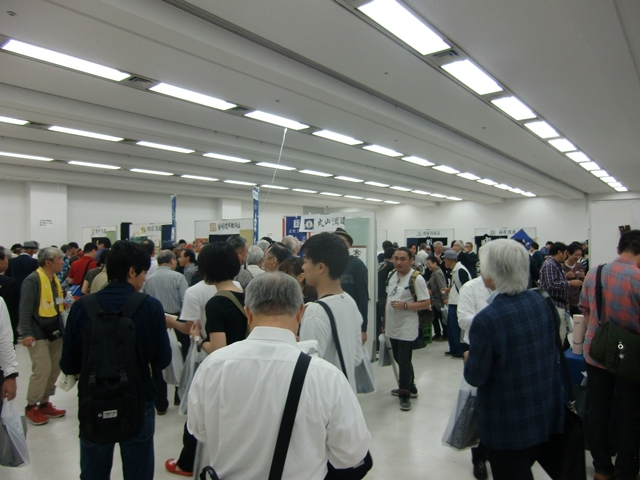 埼玉県酒造組合 埼玉34酒蔵 大試飲会 パレスホテル大宮 日本酒