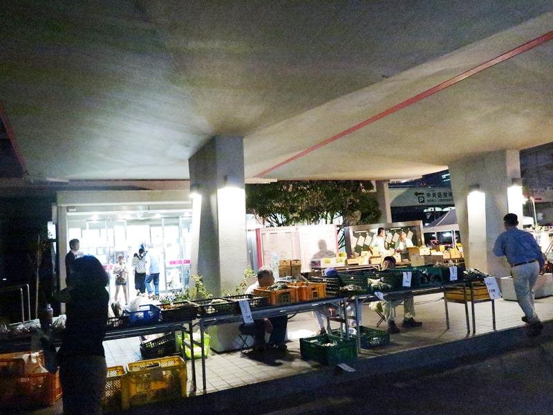 路地裏ガレージマーケット さいたま 中央区役所 シネマルシェ 与野