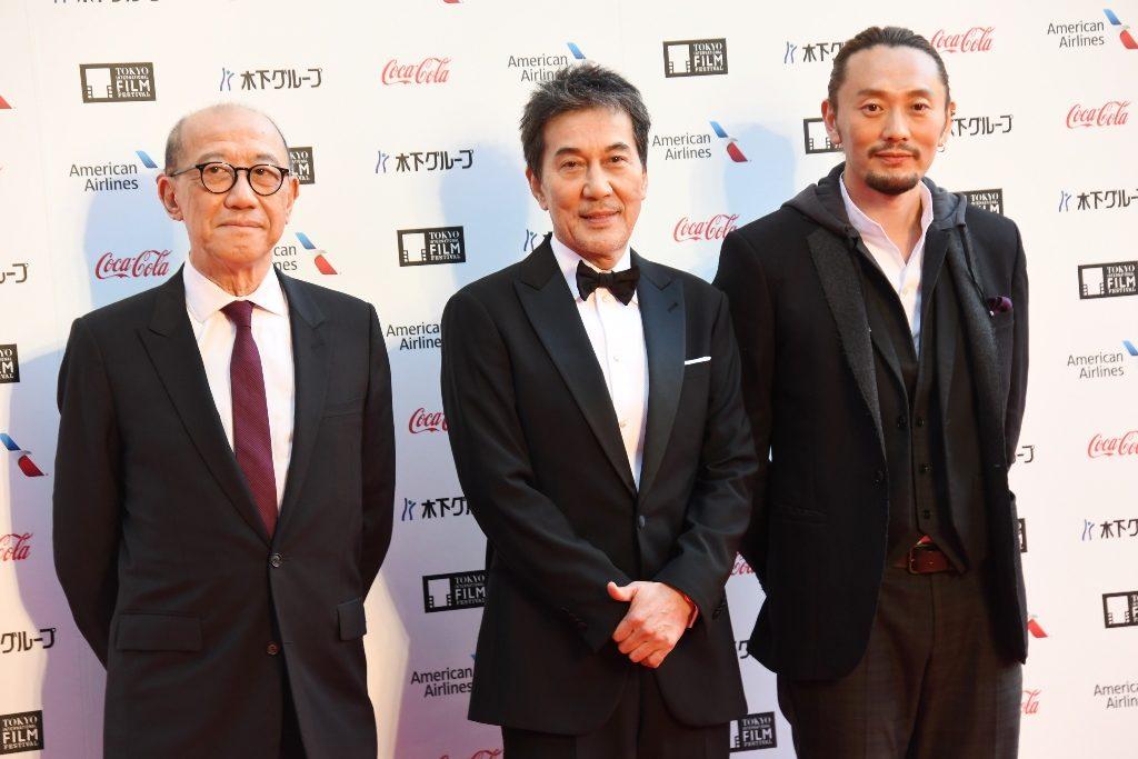 2019 東京国際映画祭 六本木ヒルズ レッドカーペット