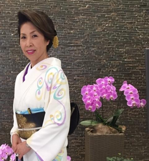 入江千代子 日本伝統文化交流会 文化庁長官表彰