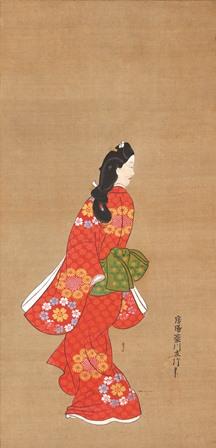 きもの KIMONO 東京国立博物館 見返り美人