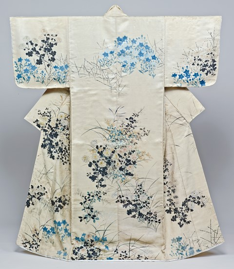 きもの KIMONO 東京国立博物館 重要文化財