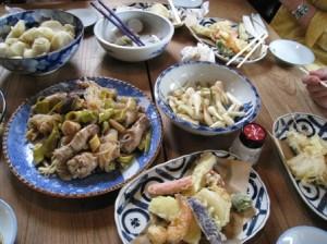 ⑤栄蔵・蕎麦1