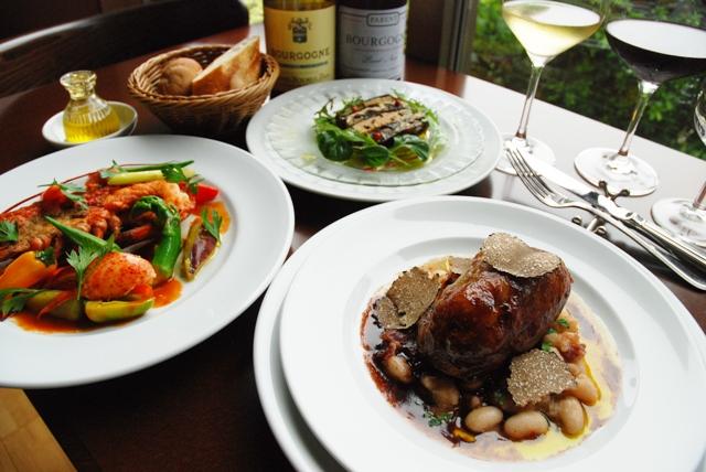 フランス食堂 BISTROT un jour ビストロ アンジュール さいたま新都心
