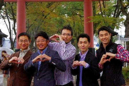 らぶさい 市民団体 さんきゅう参道プロジェクト