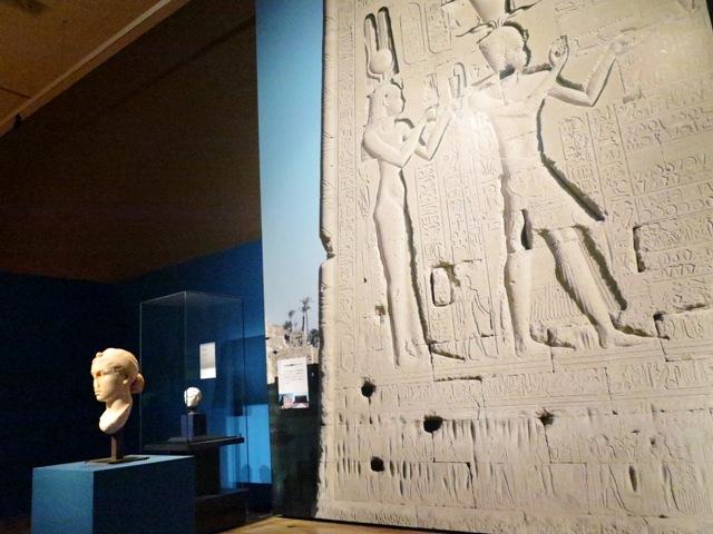 クレオパトラとエジプトの王妃展 東京国立博物館  アコレおおみや