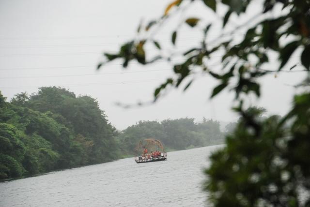 さいたまトリエンナーレ 2016 元荒川和船まつり 種は船プロジェクトinさいたま 日比野克彦