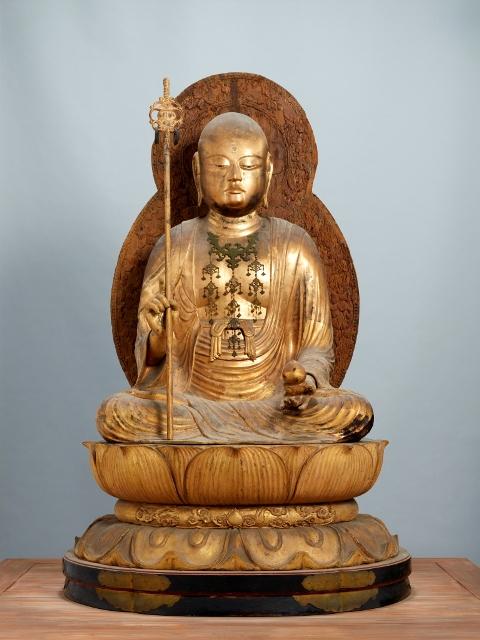 5.地蔵菩薩坐像1