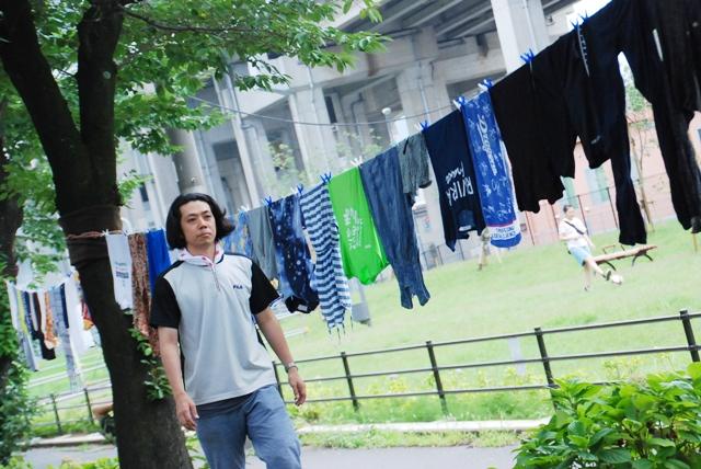 西尾美也 さいたまトリエンナーレ2016 花と緑の散歩道 武蔵浦和