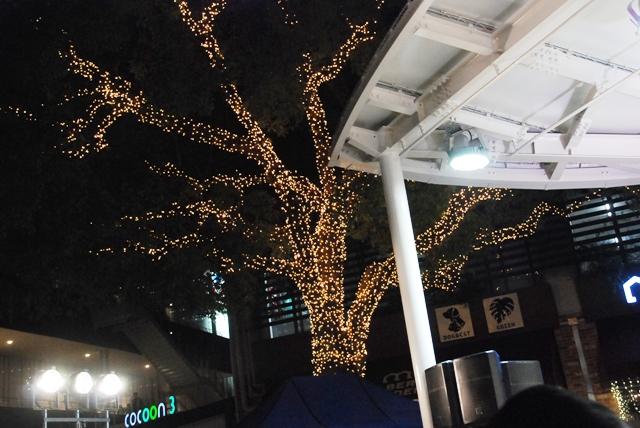 コクーンシティ 2代目市長 平祐奈 さいたま新都心 点灯式