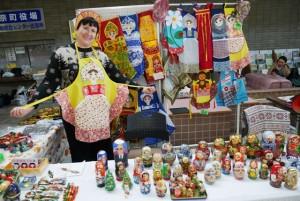 ターニャ ロシア料理 子供夢未来 フェスティバル
