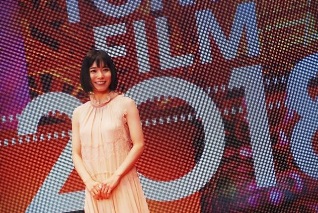 第31回東京国際映画祭 アンバサダー 松岡茉優