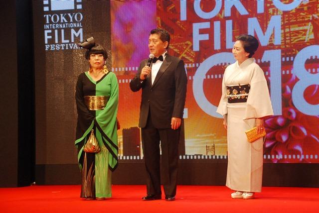 第31回東京国際映画祭  松岡茉優