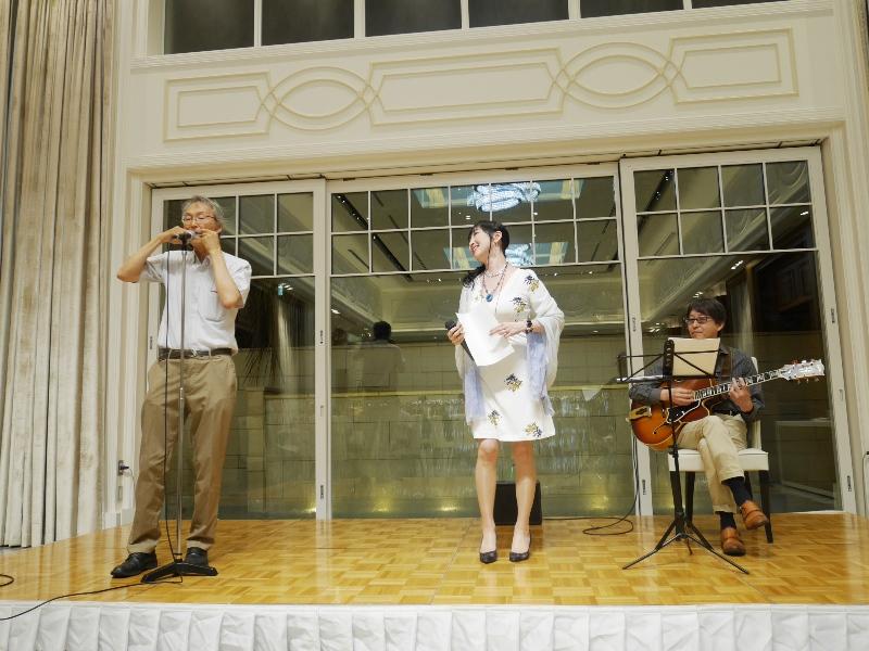 ステラ・デル・アンジェロ 結婚式場 さいたま新都心 酒巻昌代 加藤泉 大宮口琴倶楽部