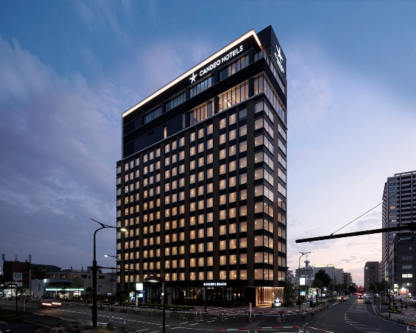 カンデオホテル 大宮 オープン 埼玉
