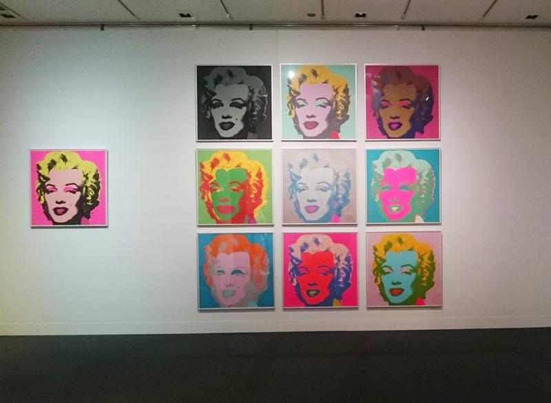 埼玉県立近代美術館 ニューヨーク・アートシーン ロスコ、ウォーホルから草間彌生、バスキアまで 滋賀県立近代美術館