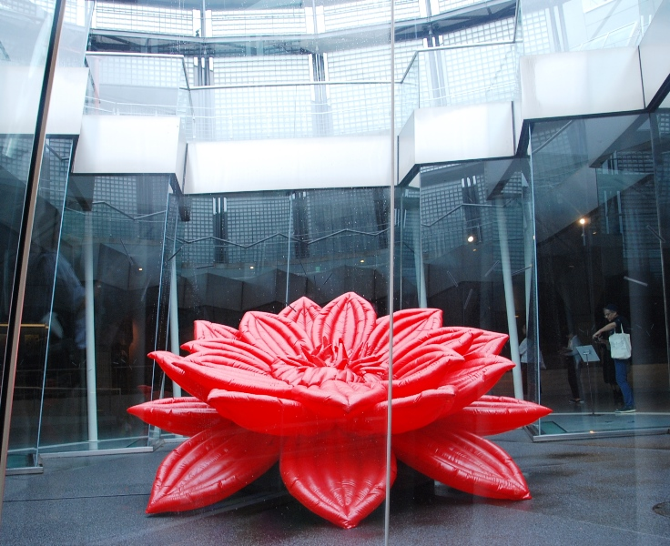 チェ・ジョンファ さいたまトリエンナーレ2016  彩の国さいたま芸術劇場