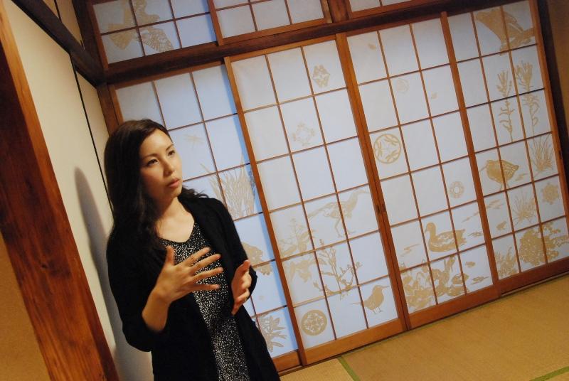 髙田安規子 政子 さいたまトリエンナーレ2016 埼玉県旧部長公舎 セレモニーアートビレッジ