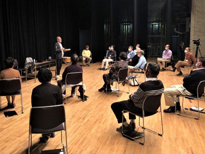 さいたまスーパーシニアバンド市民活動 官・学連携プロジェクト成果発表会