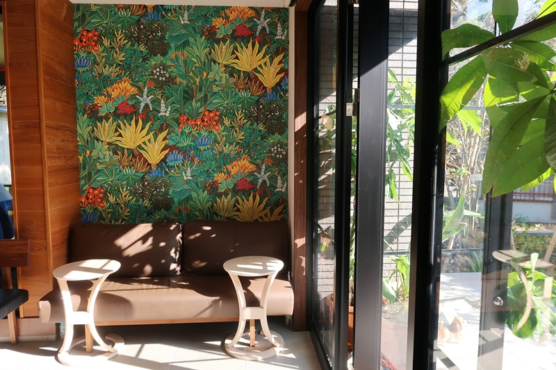 大宮公園 マナワ カフェ ギャラリー ハワイ