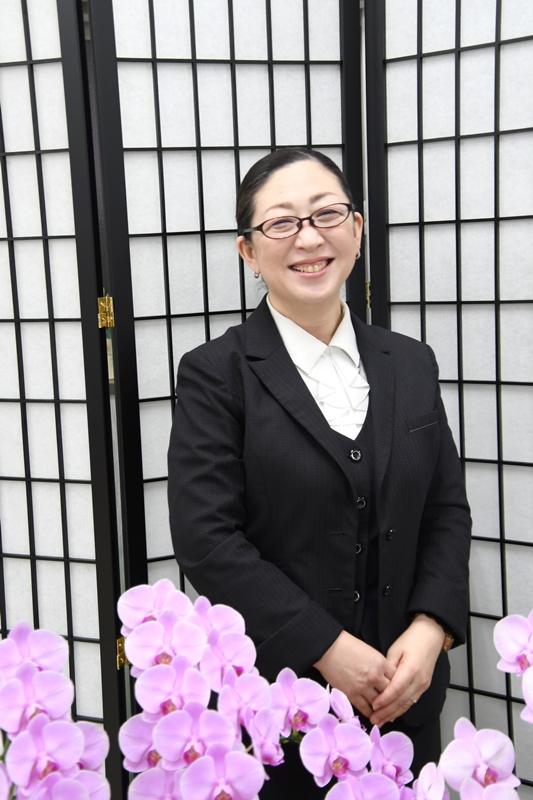 プラザオオノ代表取締役 會森里織