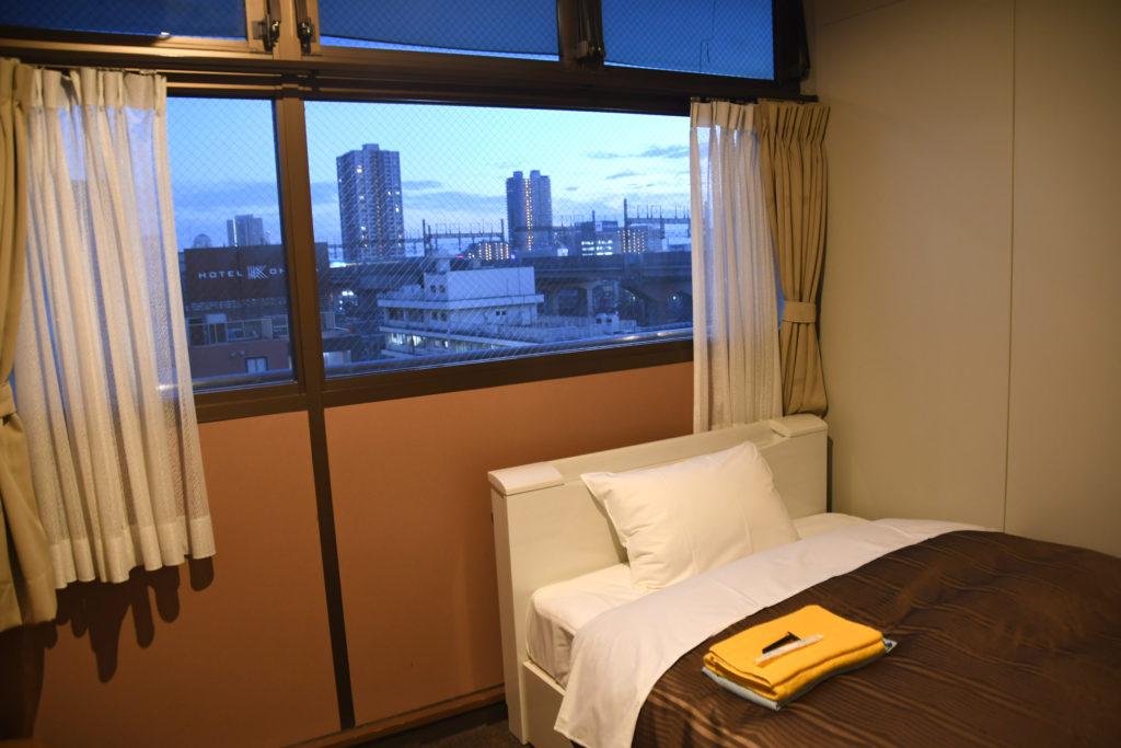 パークプラザ大宮 カプセルホテル ビジネスホテル サウナ 大宮南銀座
