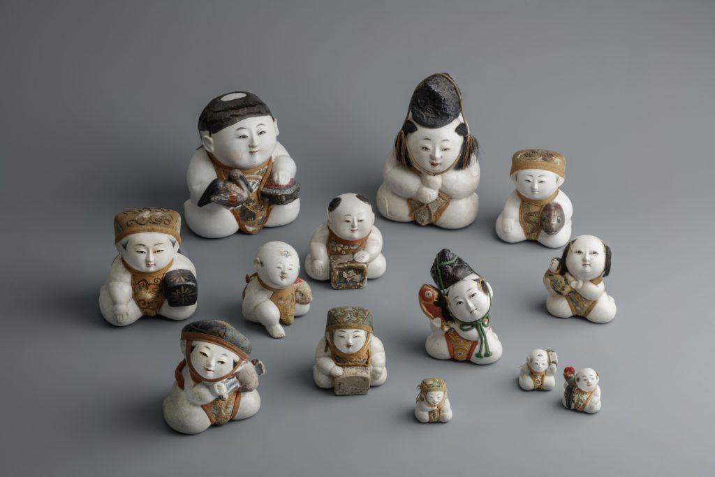 御所人形 輝く肌の魅力 さいたま市 岩槻人形博物館