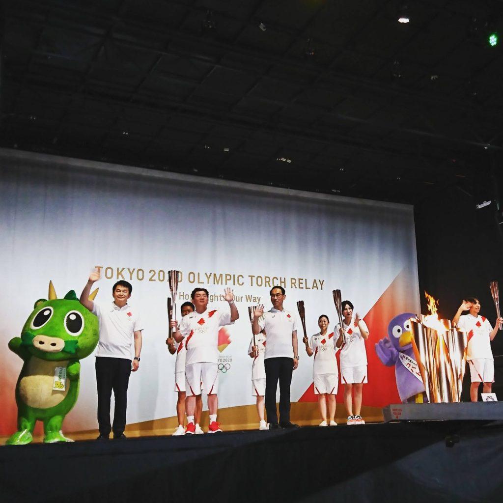 東京2020オリンピック 聖火リレー さいたま市 セレブレーション さいたま新都心