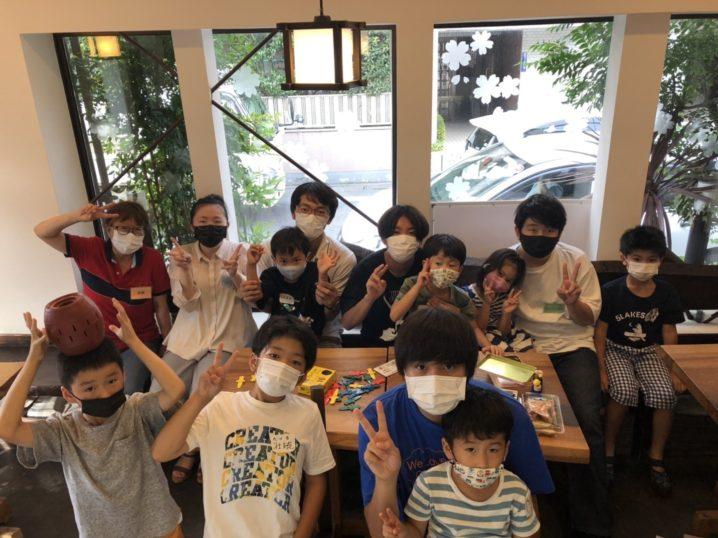 古民家カフェ さいたま子ども食堂 おおみやもりあげ隊 クラーク記念国際高等学校 さいたま