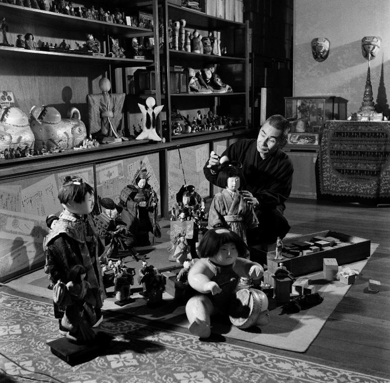 西澤笛畝  さいたま市 岩槻人形博物館